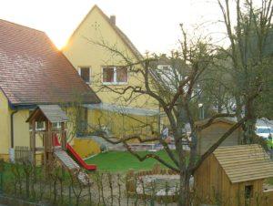 Bild unseres Kindergartens von außen